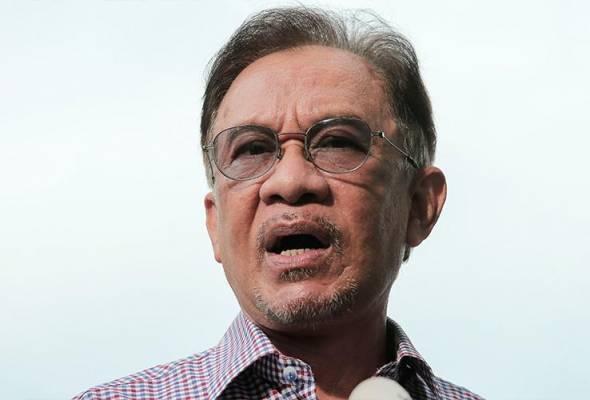 Anwar nafi akan letak jawatan dalam Pakatan Harapan