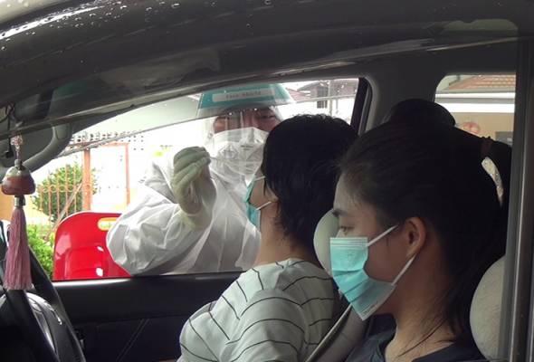 COVID-19: Pengembara dari Sabah ke Kelantan perlu jalani ujian calitan kedua
