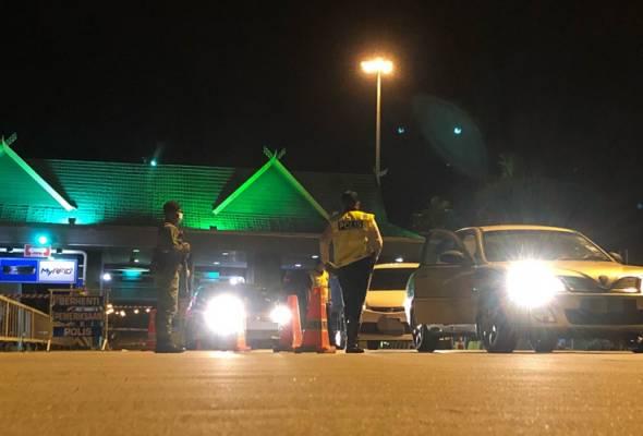 PKP: Kompaun, patah balik jika tiada surat kebenaran - Polis Kota Setar