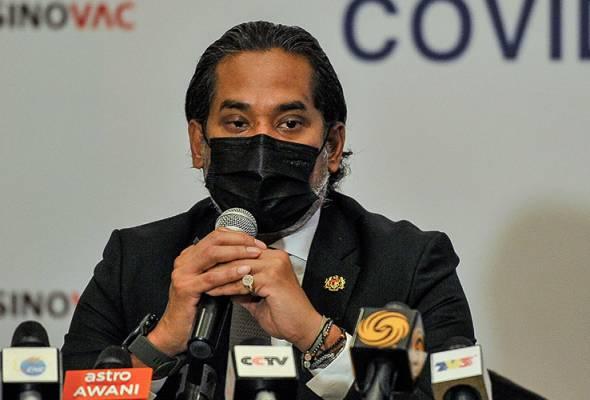 Khairy dilantik sebagai Menteri Penyelaras Program Imunisasi COVID-19  Kebangsaan - Muhyiddin   Astro Awani
