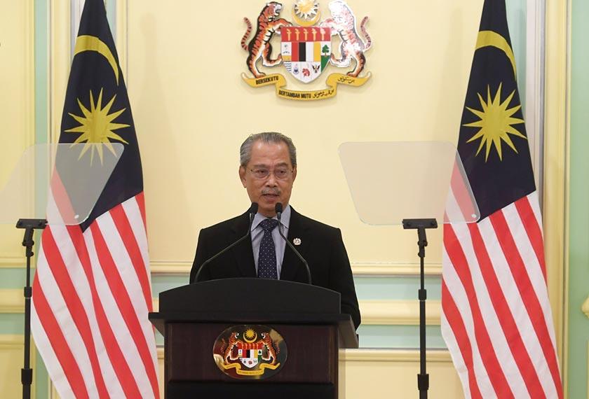 Perdana Menteri, Tan Sri Muhyiddin Yassin memaklumkan mungkin boleh rentas negeri, daerah jika sudah terima dua dos vaksin