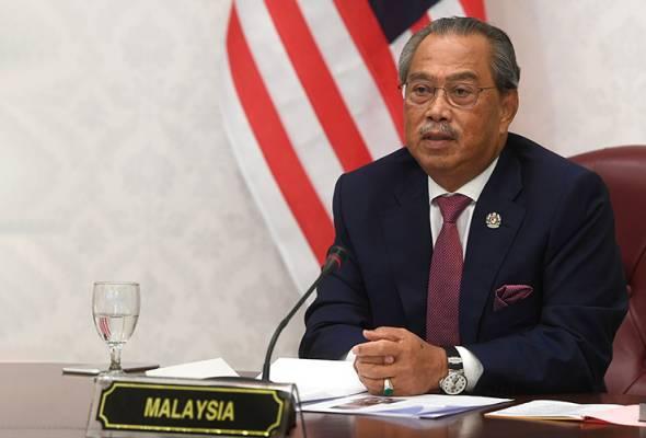 'Total lockdown' seluruh negara bermula 1 Jun - Perdana Menteri
