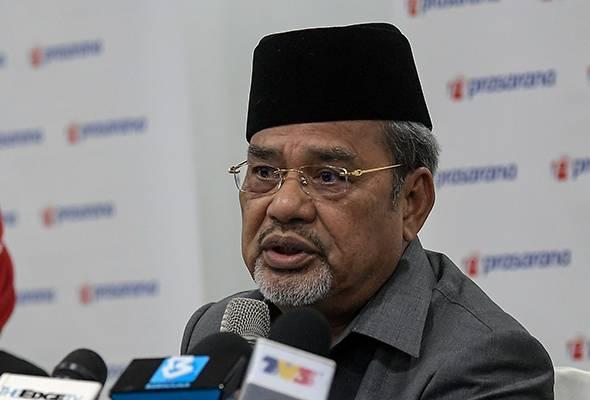 Perkhidmatan Tajuddin sebagai Pengerusi Prasarana ditamatkan serta-merta - Kementerian Kewangan