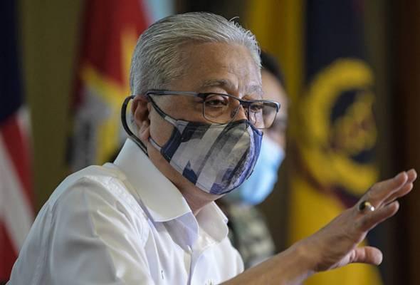 Kerajaan negeri tidak boleh longgarkan SOP - Ismail Sabri | Astro Awani