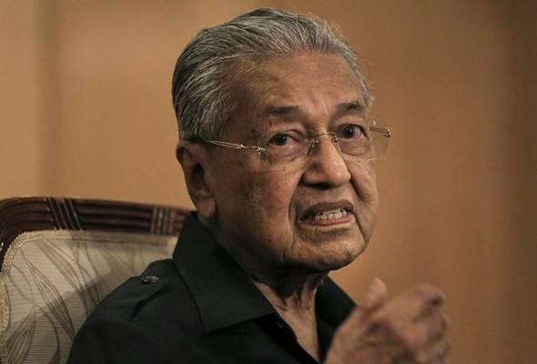 Tun M tegur pelantikan Ismail Sabri tidak ikut lunas demokrasi