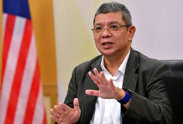 Ahli Parlimen boleh mencelah, tanya soalan pada sidang khas Parlimen - Saifuddin