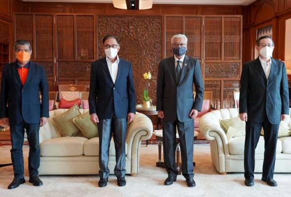 PM-Opposition meeting opens door to new politics - Saifuddin