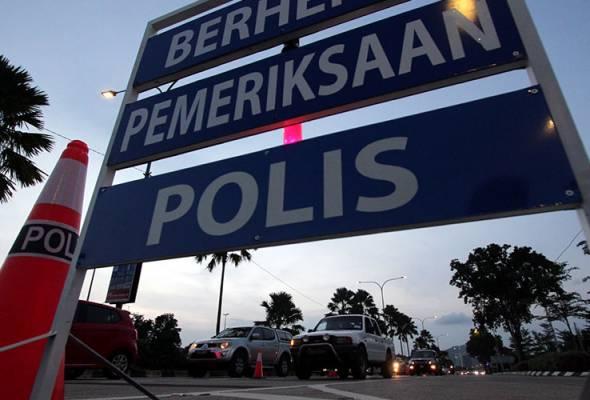 Sekatan Jalan Raya Putrajaya tamat setelah 9 bulan beroperasi