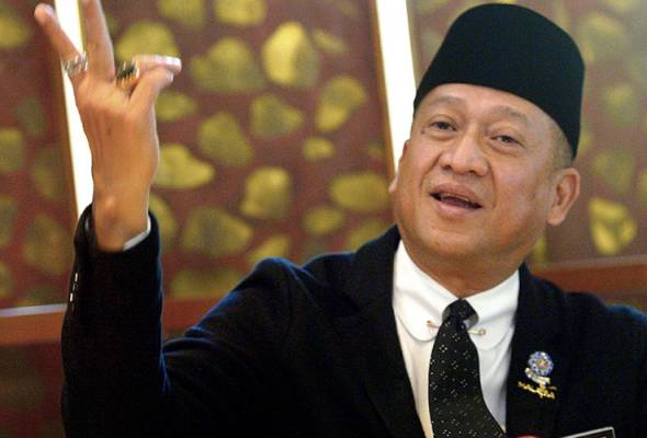 Nazri cadang jawatan Timbalan Speaker diberi kepada pembangkang