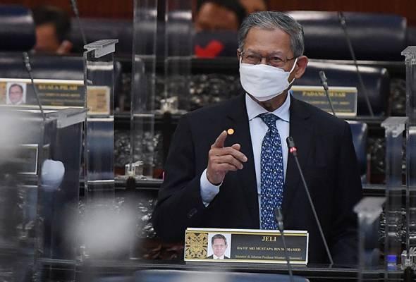 Buku RMK-12: UPE JPM tidak pernah belanja RM2 bilion - Mustapa