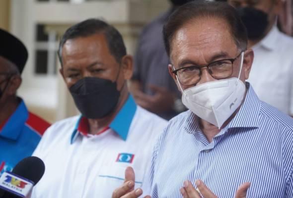 Politik N9: Kedudukan Aminuddin masih kukuh, namun perlu beri perhatian keperluan parti - Anwar