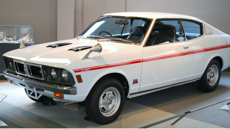 Friday Fives Most Beautiful Japanese Cars Of The 60s And 70s