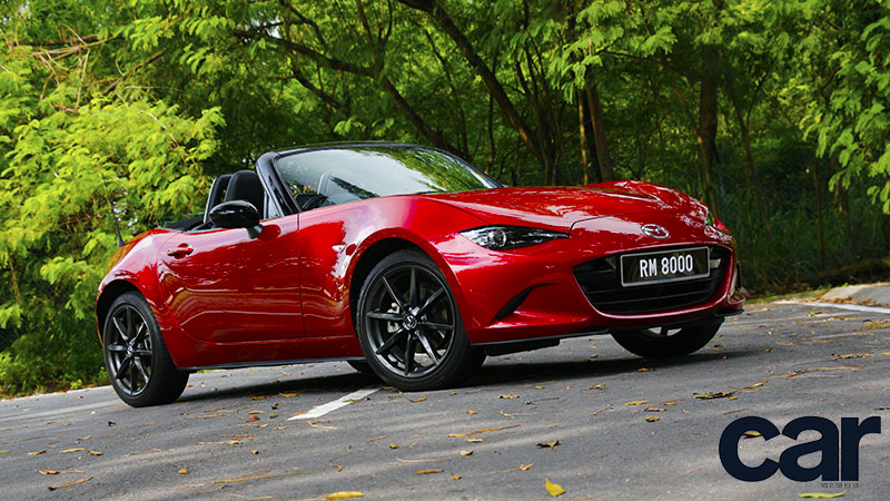 Review Mazda Mx 5 The Best Roadster Yet Astro Awani